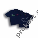 футболка T-SHIRT WARM UP MONZA, SPARCO