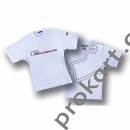 футболка T-SHIRT WARM UP SILVERSTONE, SPARCO